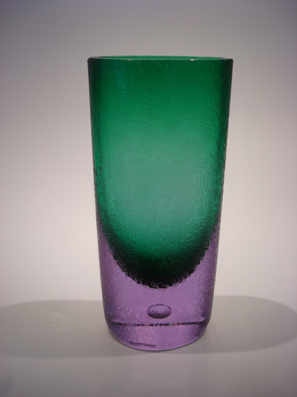Glass vase corroso by renzo burchiellaro 1960 wowllery reviewsmspy