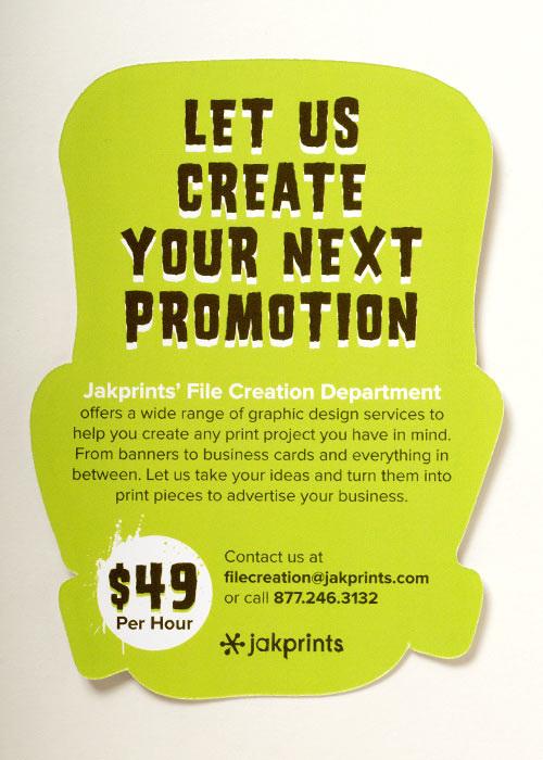Jakprints promo haunt heads brandenvondrak colourmoves