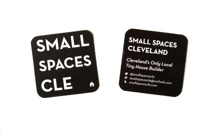 Small Spaces CLE Favicard - BrandenVondrak.com